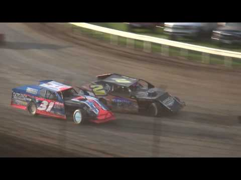 39th Yankee Classic Modified B-main 1 Farley Speedway 9/3/16