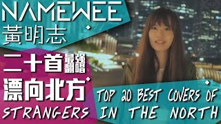 漂向北方20首最強翻唱 TOP 20 BEST COVERS OF STRANGER IN THE NORTH  (14/05/2017)