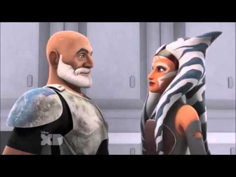 New inquisitor arrives & Ahsoka and Rex meet again