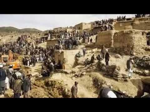 Afghanistan earthquake, landslide buries Badakhshan village, killing 52