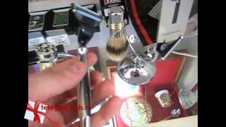 видео набор для бритья подарочный