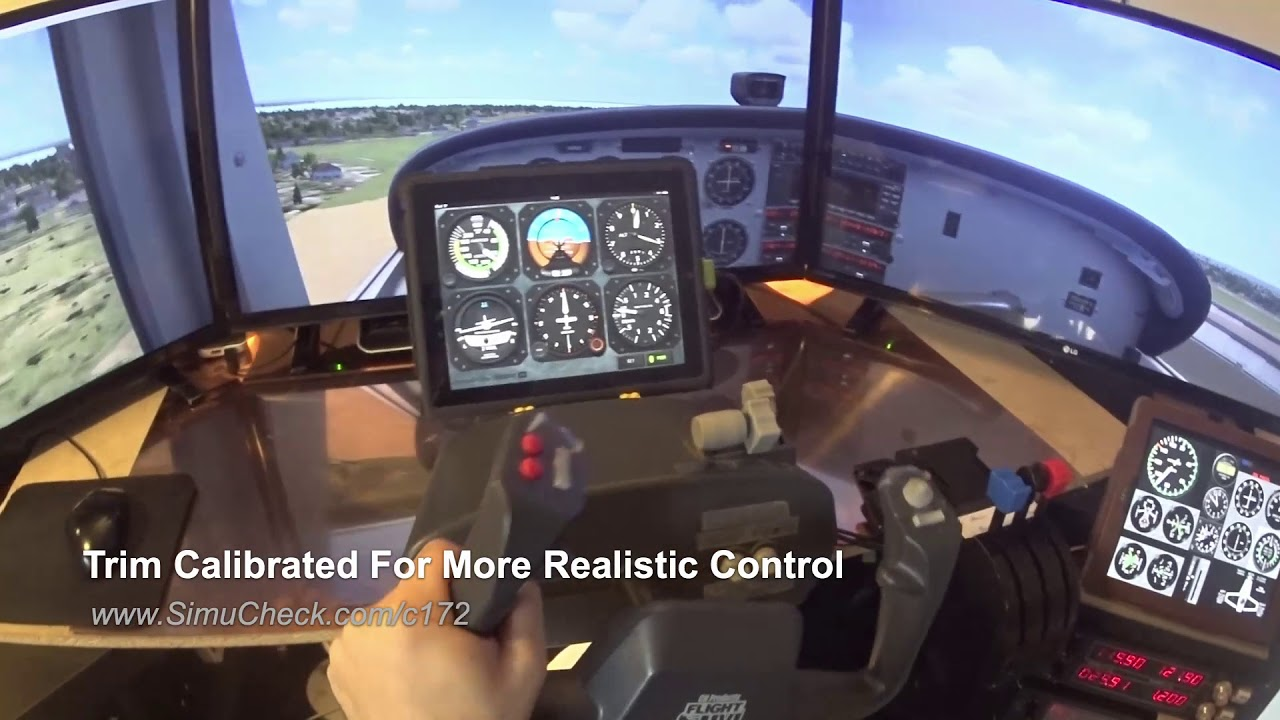 Cessna 172 Flight Simulator X | SimuCheck
