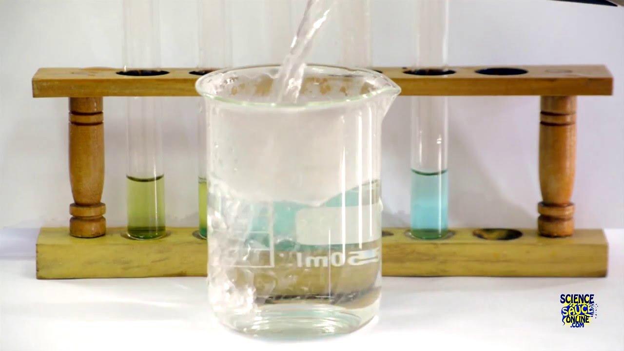 Food Tests - Iodine, Biuret, Benedict's, Ethanol, DCPIP