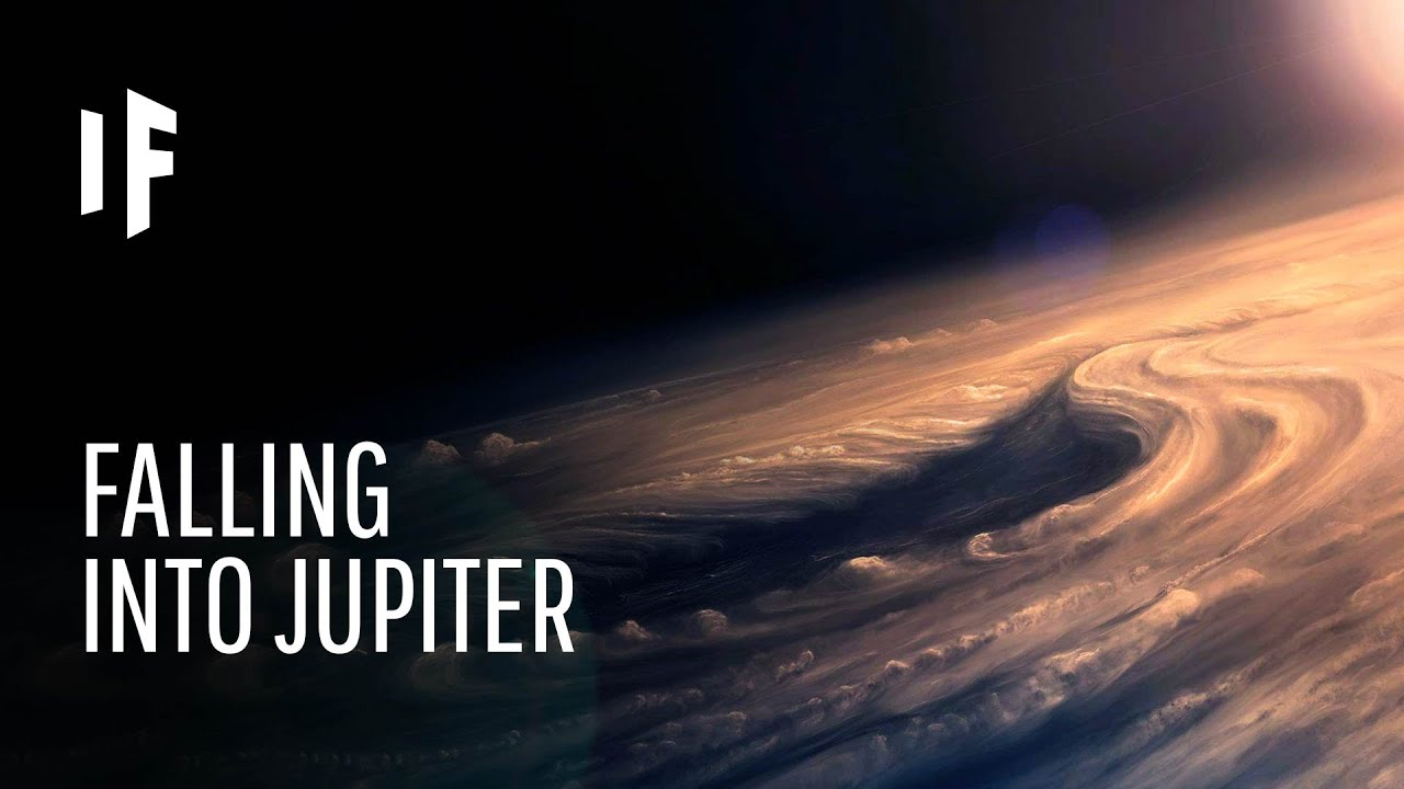 What Would You See If You Fell Into Jupiter?