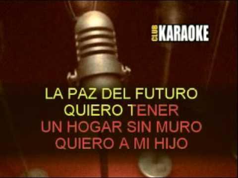 roberto carlos un millon de amigos karaoke