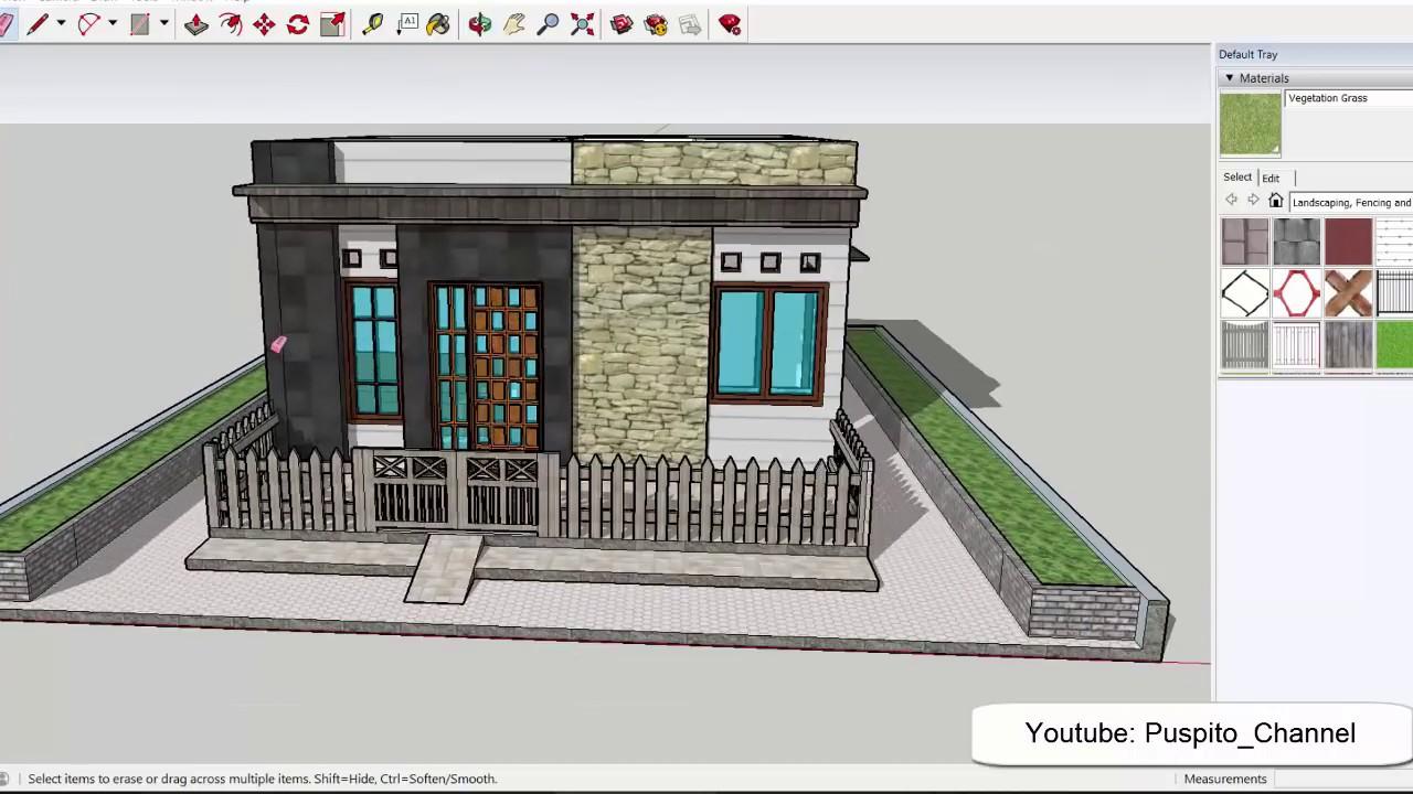 660 Gambar Desain Rumah Youtube Yang Bisa Anda Tiru Unduh