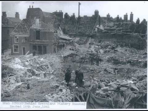 World War 2 in  KINGS LYNN.wmv