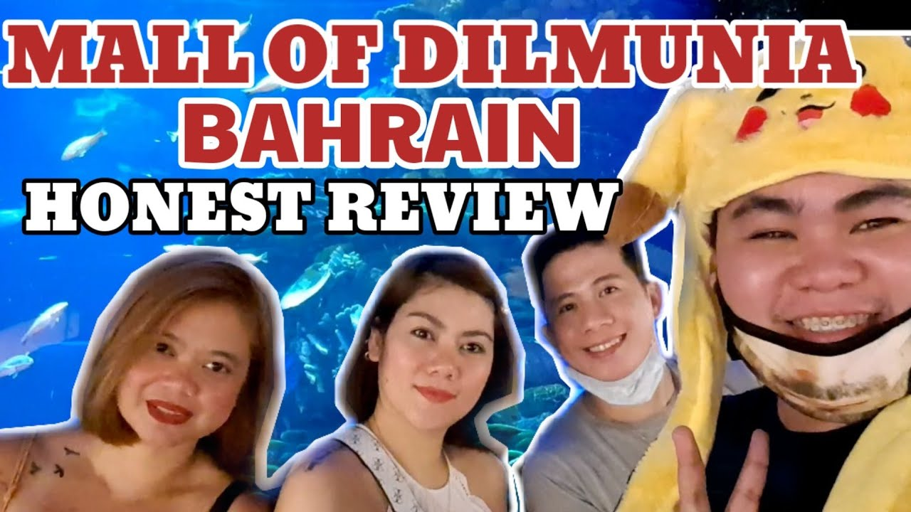 NEWEST ATTRACTION IN BAHRAIN | MALL OF DILMUNIA | BAHRAIN GOODVIBES