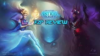 Astral Heroes - F2P Review