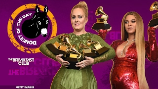 Beyonce Snubbed By Grammy Voting Committee - Donkey of the Day