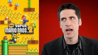 New Super Mario Bros 2 game review
