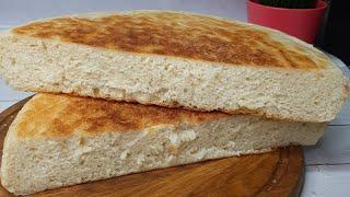 Хлеб на сковороде и духовка не нужна