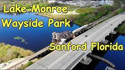 Lake Monroe Wayside Park Sanford Florida