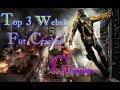 Top 3 Best Website to Download Crack Games 2017 - 3 BEST WEBSITE FOR CRACK GAMES WITH COMPARISON