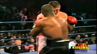 Mike Tyson Vs. Andrew Golota  .Master fight