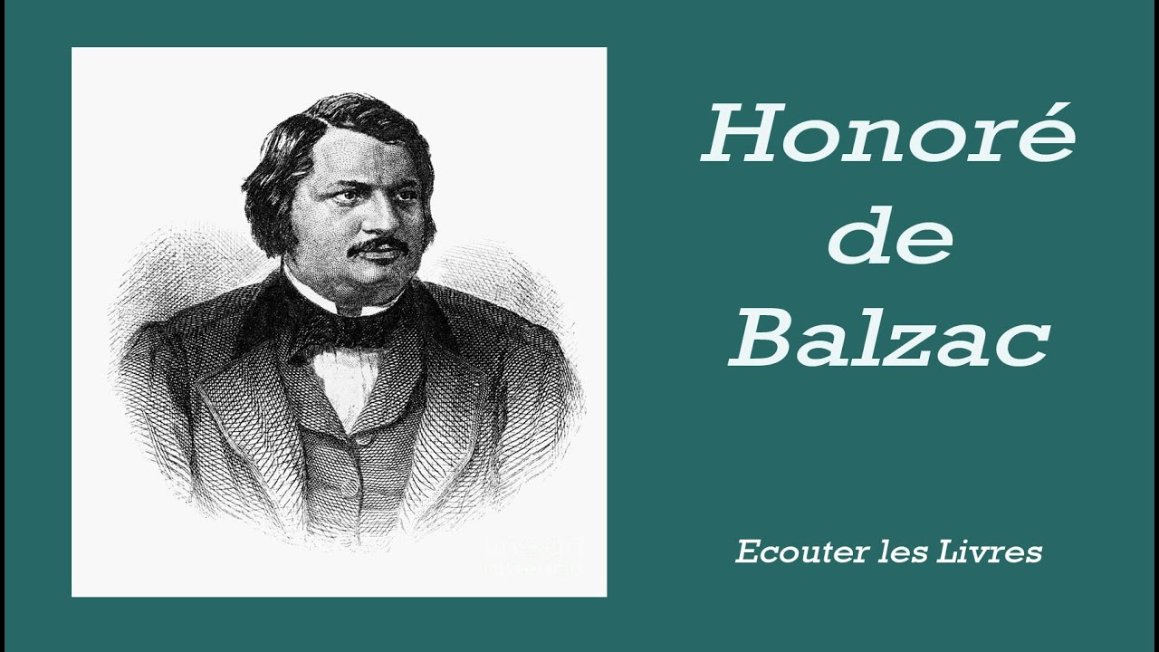Balzac Biographie