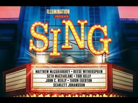 sing la pel cula   estreno 2016   youtube