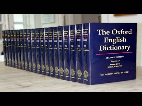 the-oxford-english-dictionary