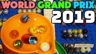 THRILLING Marble Race Tournament: World Grand Prix 2019