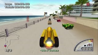 Rumble Racing PS2 Gameplay HD (PCSX2)