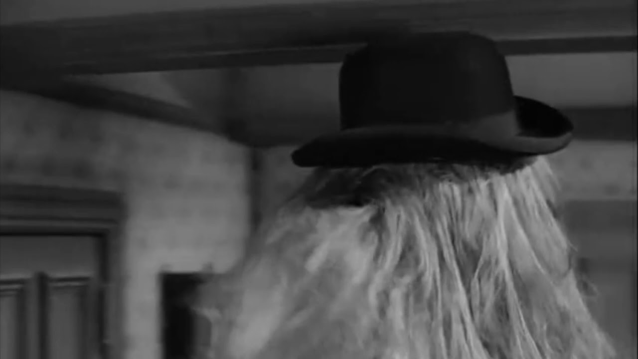 the addams family if cousin itt spoke english with his high voice