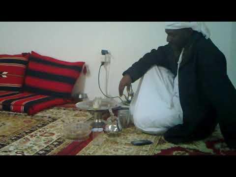 Mauritania way making coffee