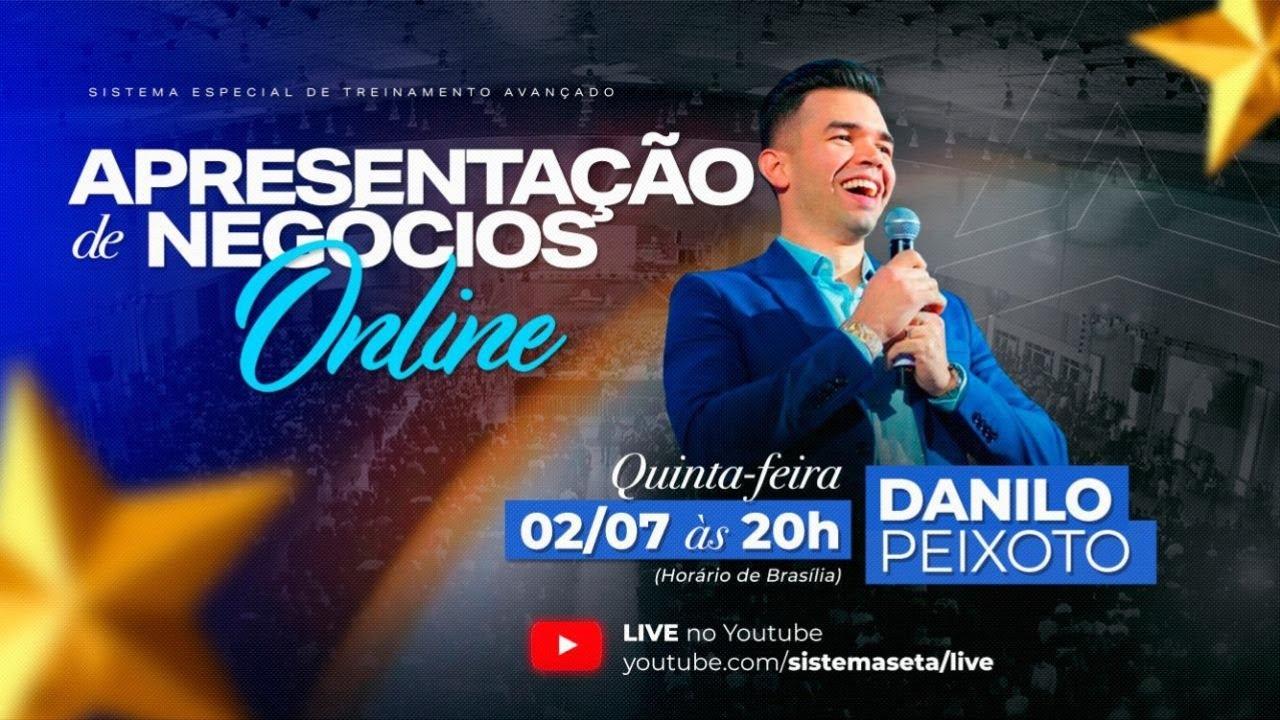 Apresentação de Negócios 02/07/2020 - Danilo Peixoto