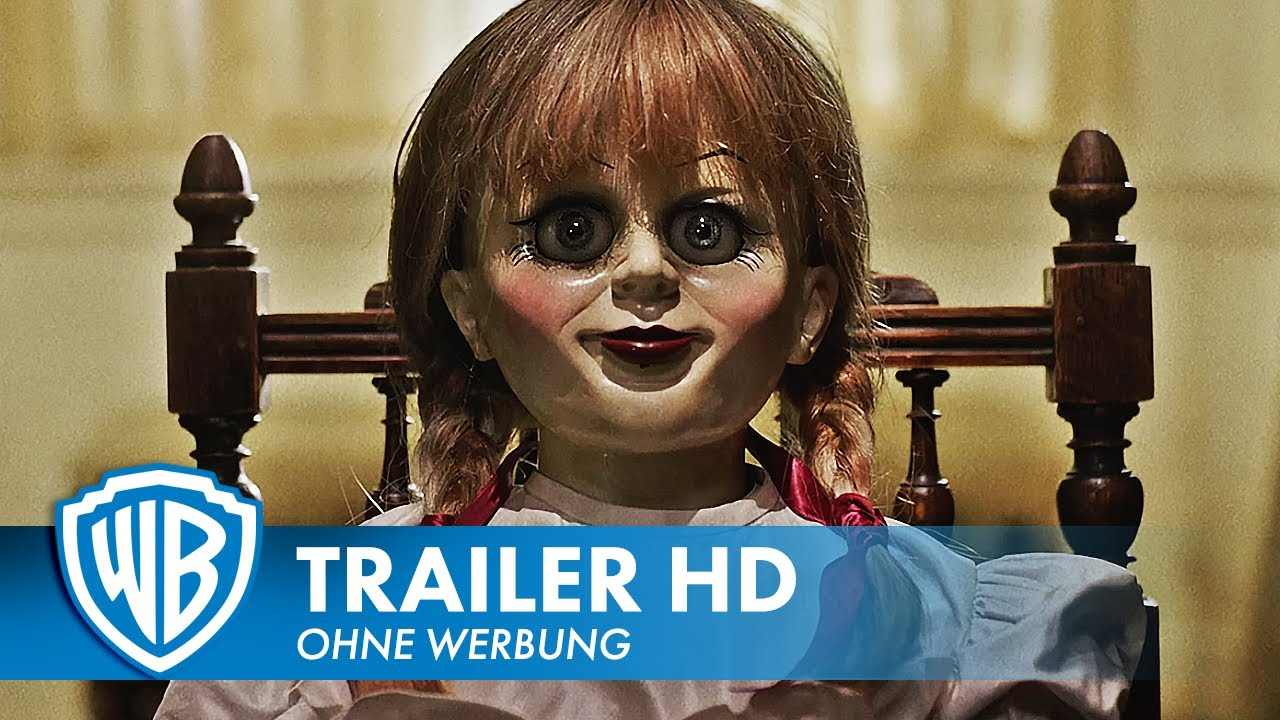 ANNABELLE 2 - Trailer #4 Deutsch HD German (2017)