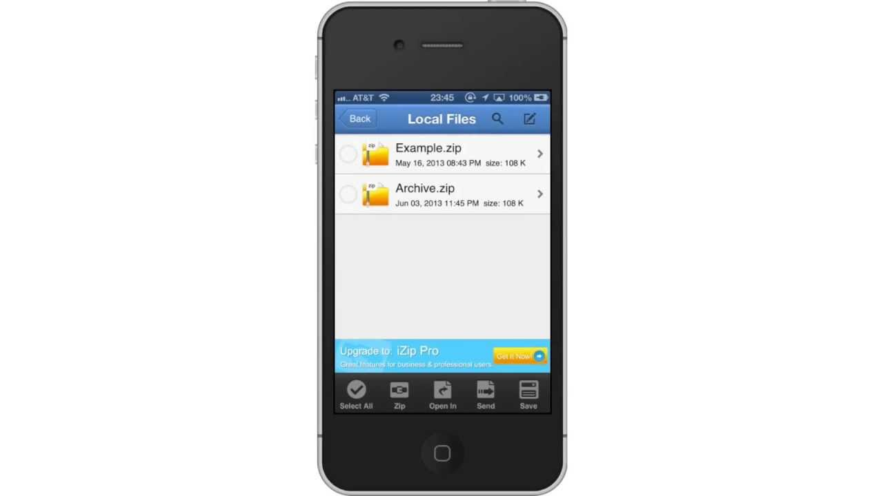 Image result for winzip iphone free download