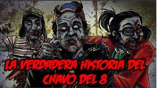 La Verdadera Historia Del Chavo Del 8