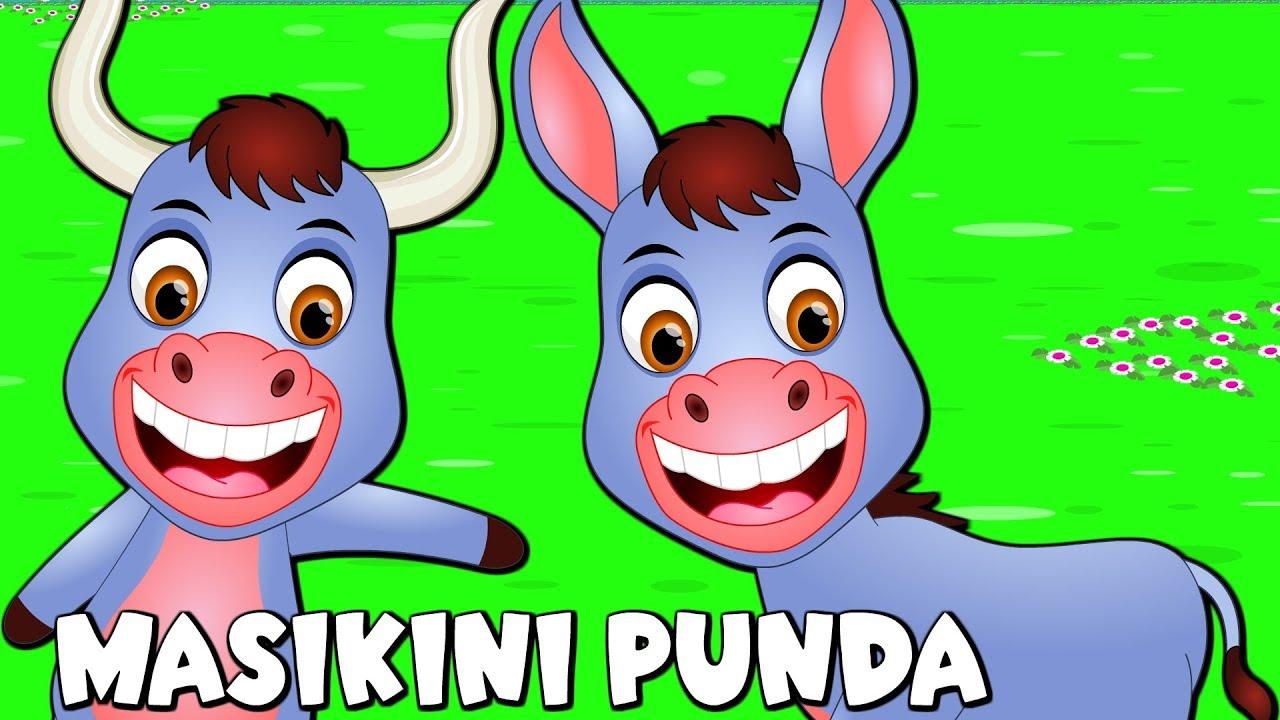 Download Nyimbo za Watoto - MASIKINI PUNDA - Poor Donkey Song for Children in Swahili