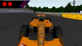 PLAYSTATION 1 - Newman Haas Racing (1998): Zanardi