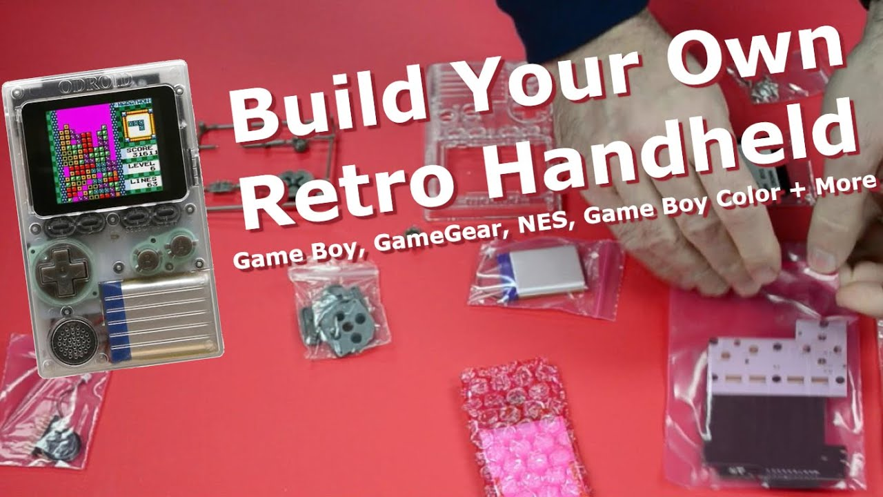 Category5 Technology TV (Clips) - Build Your Own Retro