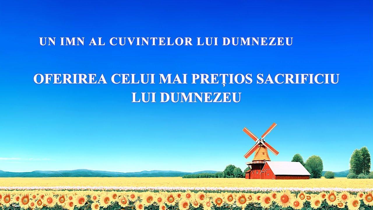 """Cea Mai Frumoasa Muzica Crestina """"Oferirea celui mai prețios sacrificiu lui Dumnezeu"""""""