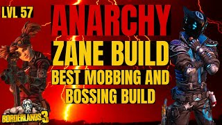 ANARCHY ZANE BUILD *MOST OP ZANE BUILD RIGHT NOW* BORDERLANDS 3