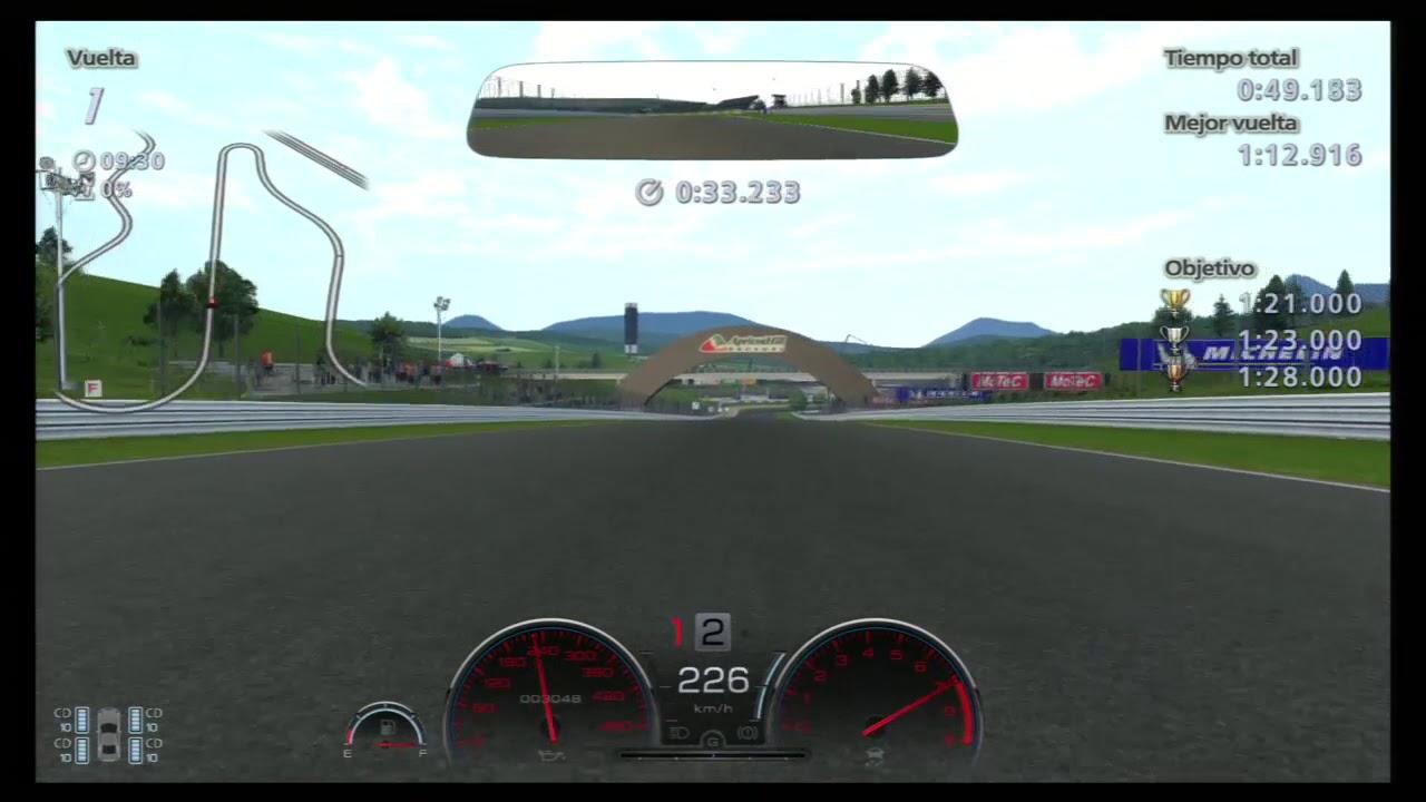 GT6-Supervuelta Chaparral 2J´70 en Apricot Hill Raceway- HD ...