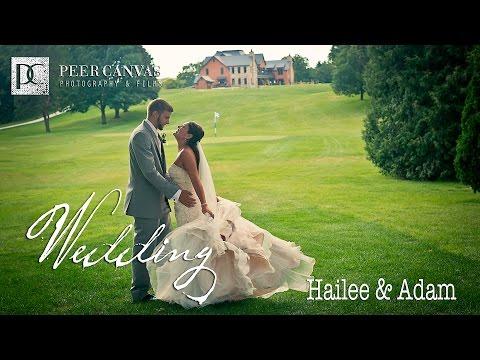 Beloit Club OLA Wedding Video | Hailee + Adam by Peer Canvas Photography & Films