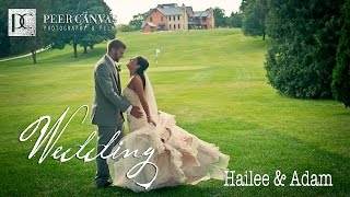 Beloit Club OLA Wedding Video | Hailee + Adam by Peer Canvas Photography & Films
