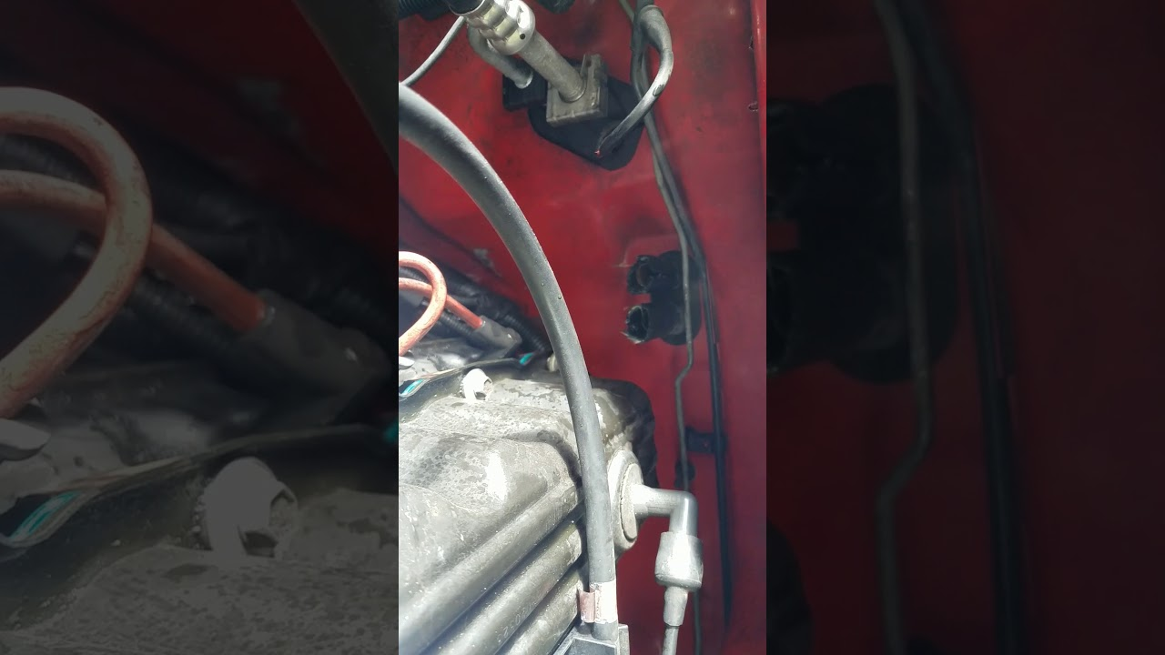 Antifreeze smell and vapor coming through vents - 1996 Jeep