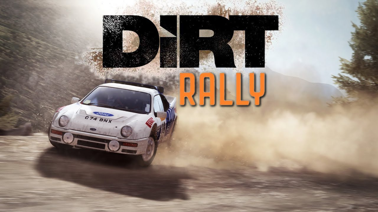 dirt rally pc gameplay 60fps youtube. Black Bedroom Furniture Sets. Home Design Ideas