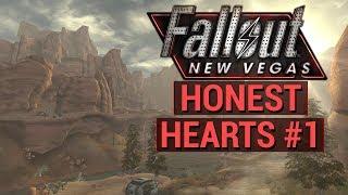 FALLOUT NEW VEGAS: Honest Hearts DLC Let