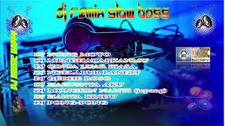 DJ NONG MOTO DJ CINTA LUAR BIASA SLOW BASS REMIX