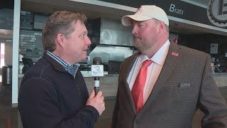 Jim Donovan 1-on-1 interview with new Cleveland Browns head coach Freddie Kitchens
