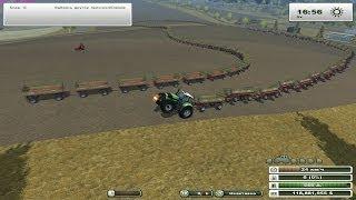 Farming Simulator 2013 106 Trailers HD(ГЕЙМПЛЕЙ Farming Simulator 2013 Titanium Edition Maps: Bavarian Forest V2.0., 2013-11-10T23:32:49.000Z)
