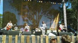 Broken Social Scene - Cause = Time - Live in San Francisco, Hardly Strictly Bluegrass Festival