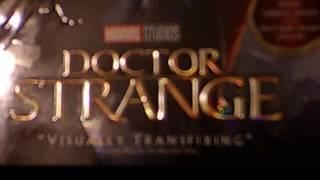 Doctor Strange unboxing