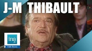 """Jean-Marc Thibault """"la séparation avec Roger Pierre"""" - Archive INA"""