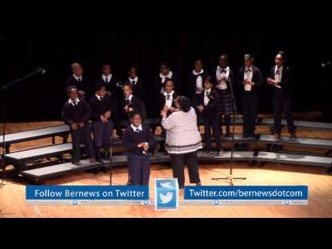 Prospect Primary School Choir, February 13 2015
