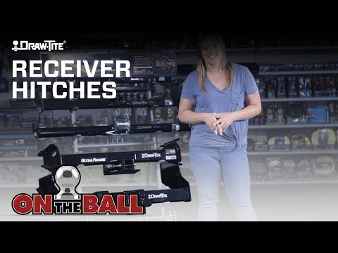 Draw-Tite® Trailer Hitches | Receiver Hitches