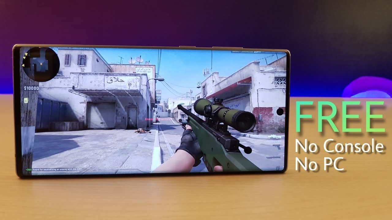CS:GO On Mobile - Play Counter-Strike Global Offensive On Your Phone Android thumbnail